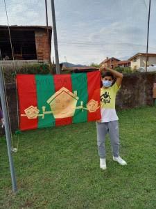 la bandiera di Nicolò