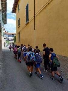 Camminando verso Coiromonte
